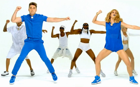 Karmin celebrates Scarlet Fever, playing out on Nickerson today