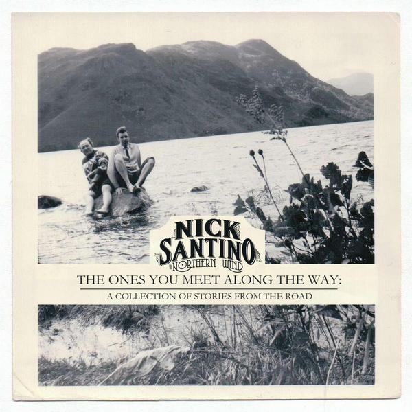 Nick Santino releases EP perfect for autumn road trip-ing