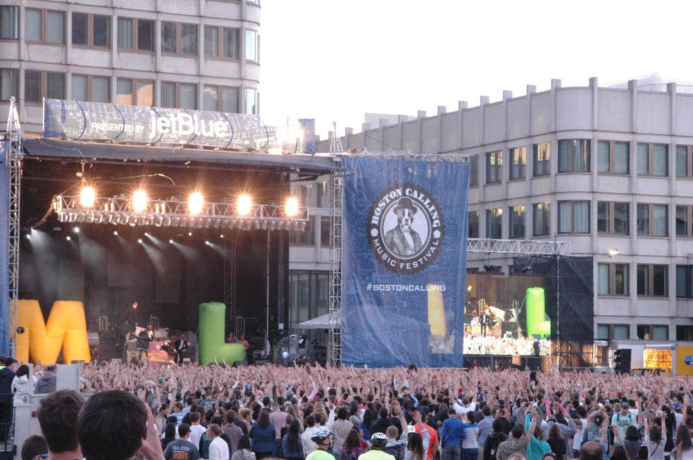 Some Things We Liked About Boston Calling