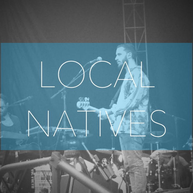 Local Natives play for Boston locals