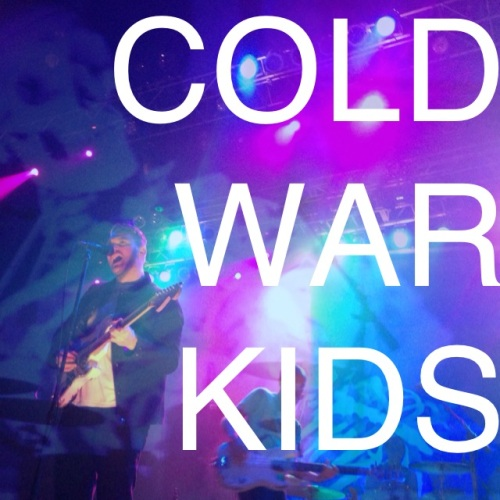Cold War Kids: Playing for an Audience of 1,000