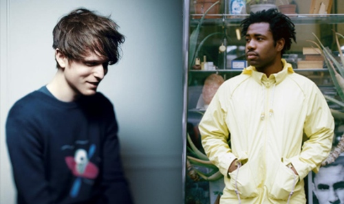 James Blake vs. Sampha