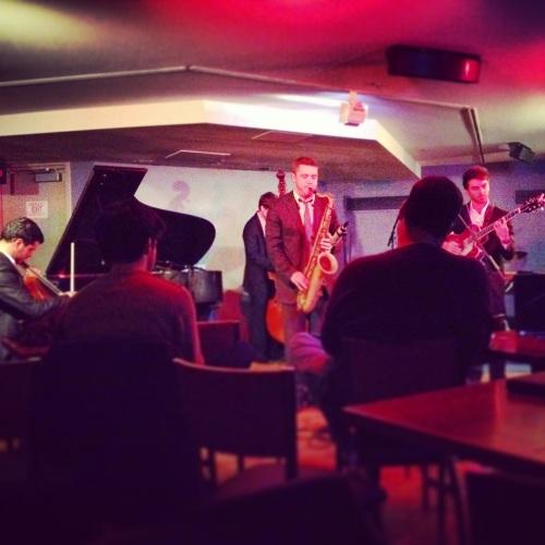 Jazz show proves inspiring
