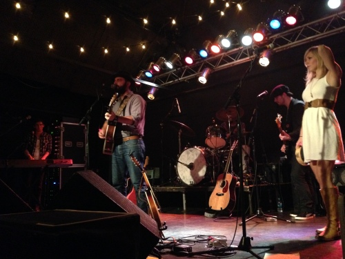 Drew Holcomb & Co. impress at recent BMH show