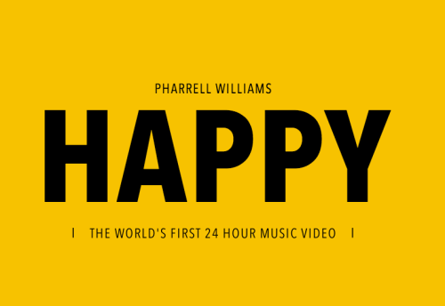 Pharrell-williams-24-hours-music-video-happy