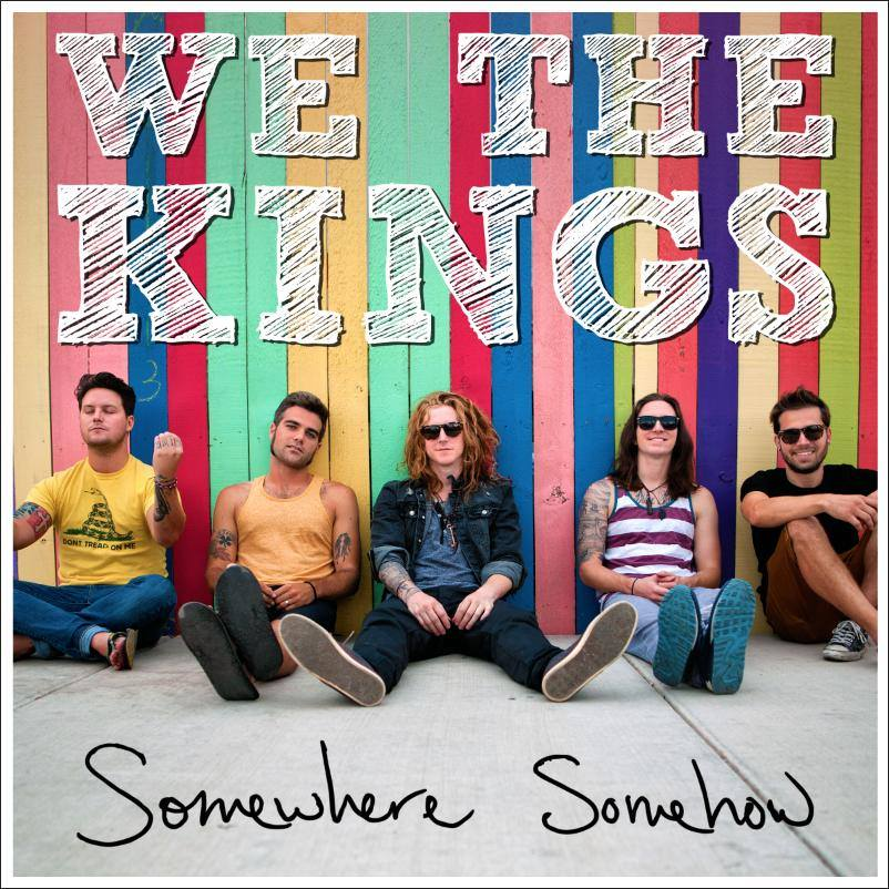 We The Kings releases new, fan-funded album