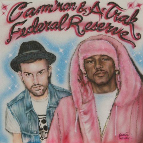 Close-Camron-A-Trak-Humphrey-Federal-Reserve-EP-artwork